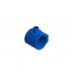 ABRAÇADEIRA PLAST. C/ LUVA NPT 1/4 - P/VACUOMETRO