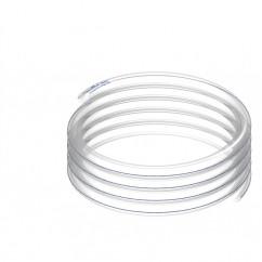 MANGUEIRA DO LEITE PVC CRISTAL ATOX.14.5 I X 5.2 P