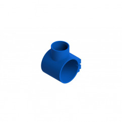 ABRAC. PLAST. P/TUBO 50.80 MM C/LUVA BSP 1 - P/ESTABILIZADOR