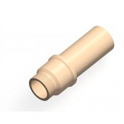 ADAPTADOR PVC 1.1/2 UNIDADE DE VACUO BVS - 900L