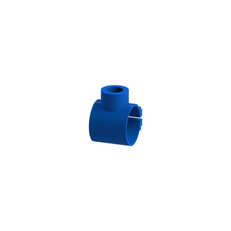ABRAÇADEIRA PLAST. P/TUBO PVC 50.80 MM NIPEL BSP 1 - PULS SULINOX